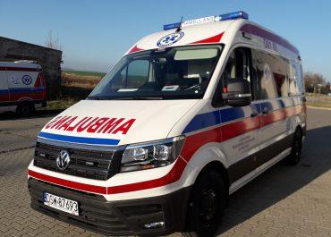 Nowy ambulans w ramach Programu Ministerstwa Zdrowia
