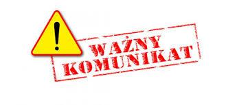 UWAGA !!! Zawieszenie pracy Zespołów wyjazdowych i Transportu sanitarnego od dnia 24.10.2020r.