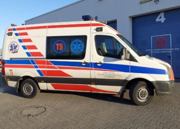 Ogłoszenie o przetargu publicznym na sprzedaż ambulansów sanitarnych należących do  Samodzielnego Publicznego Zakładu Opieki Zdrowotnej Powiatowego Pogotowia Ratunkowego w Świdnicy