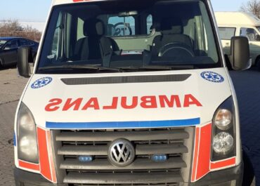 Ogłoszenie o przetargu publicznym na sprzedaż ambulansów sanitarnych 01.2021